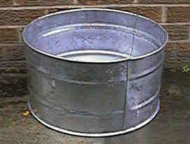 Galvanised Containers Bins N Benches Manufacturers