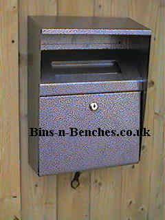 Cigarette Disposal Bin Bins N Benches Manufacturers