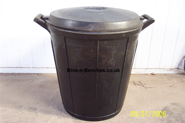 small heavy duty bin