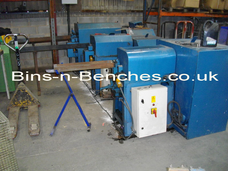 Wire Working Bins-n-Benches manufacturers & suppliers of bins ...